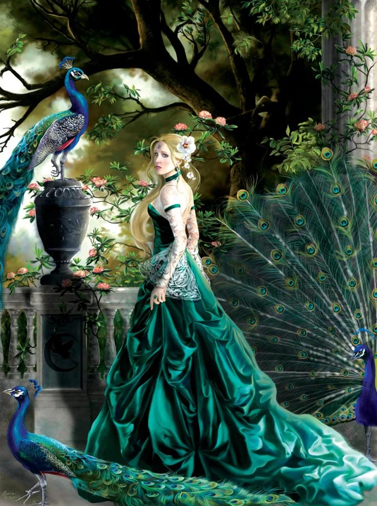 Sunsout emerald hawthorne 1000
