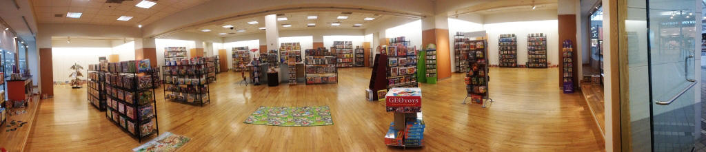 Largest Jigsaw Puzzle Store In The World