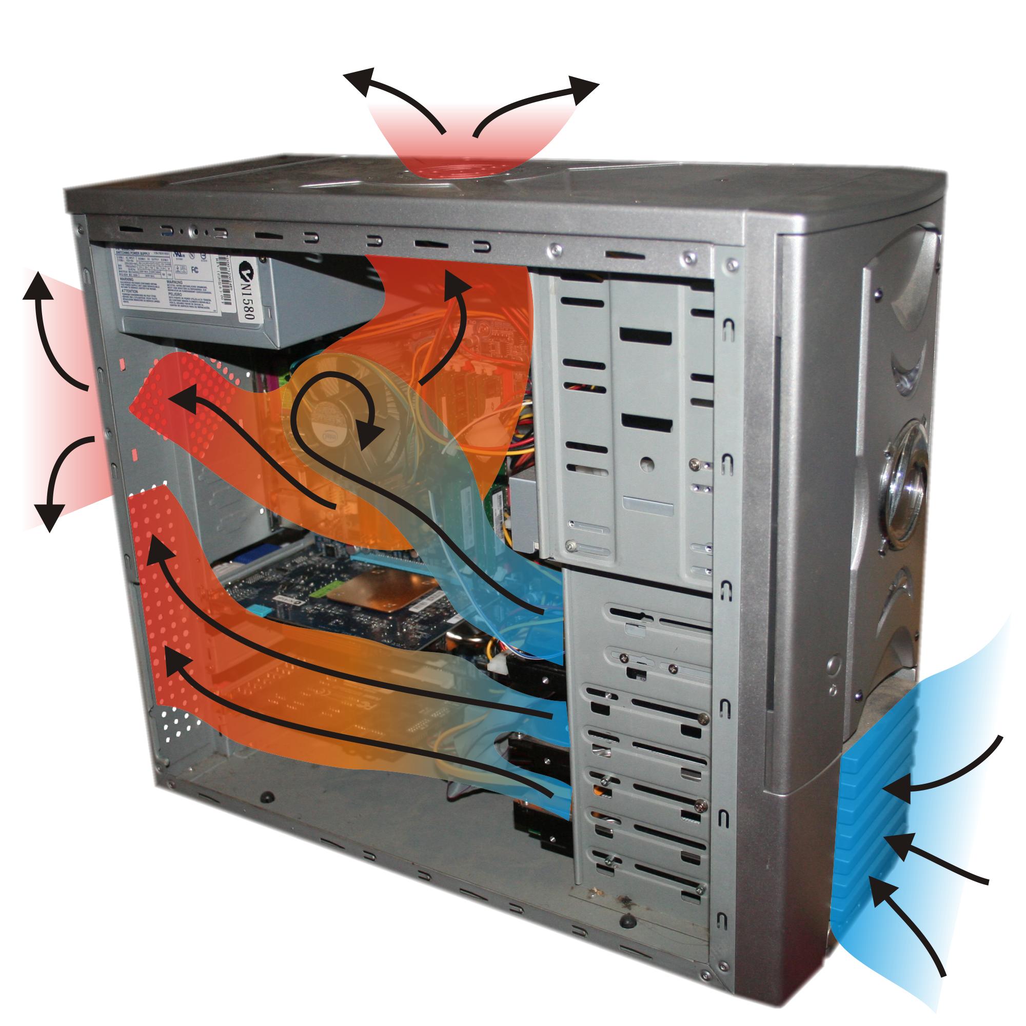 How To Modify A puter Case Make Custom Modded Desktop Tower