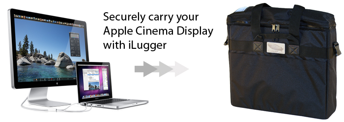 Cinema Display Carrying Case