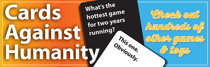Cards Against Humanity Game and Expansion Packs