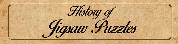 History of Puzzles | PuzzleWarehouse.com