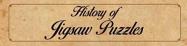 History of Puzzles | PuzzleWarehouse com