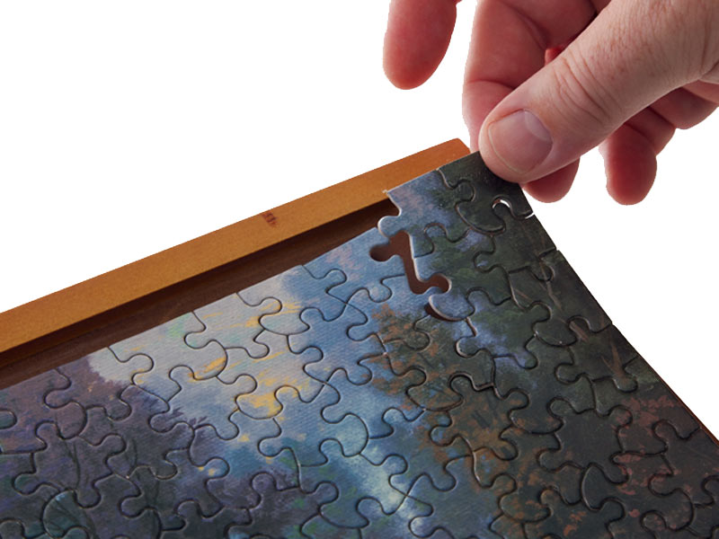 How to Frame a Jigsaw Puzzle | PuzzleWarehouse.com