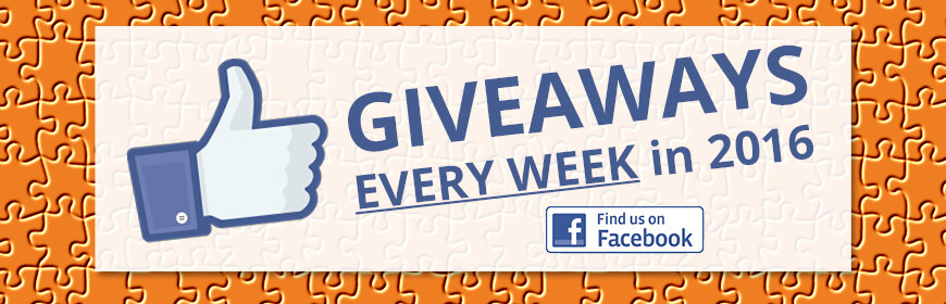 Facebook Giveaways Every Week in 2016