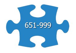Jigsaw Puzzles With 651-999 Pieces