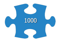 Jigsaw Puzzles With 1000 Pieces