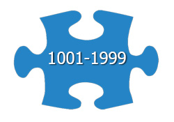 Jigsaw Puzzles With 1001-1999 Pieces