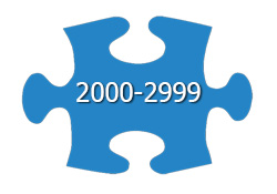 Jigsaw Puzzles With 2000-2999 Pieces