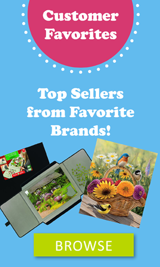 Top Sellers from Top Brands!