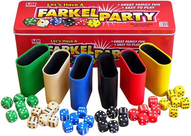 Farkel Games