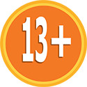 13 and up