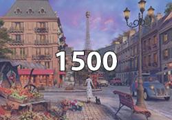 1500 Pieces