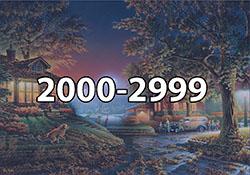 2000 - 2999 Pieces