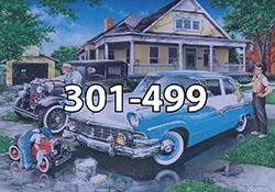 301 - 499 Pieces