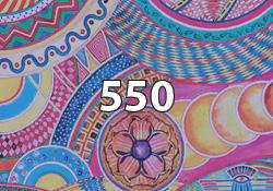 550 Pieces