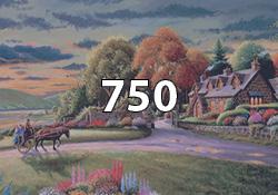 750 Pieces