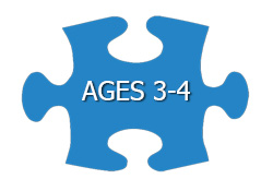 Puzzles for Ages 3-4