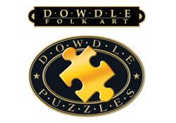 Dowdle Folk Art Puzzles