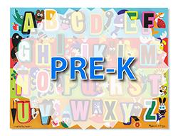 Pre-Kindergarten Puzzles