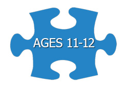 Puzzles for Ages 11-12