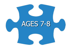 Puzzles for Ages 7-8