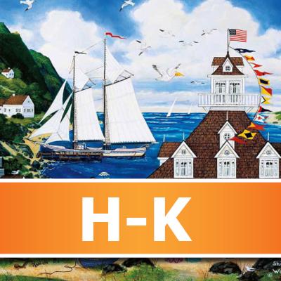 ARTIST H-K