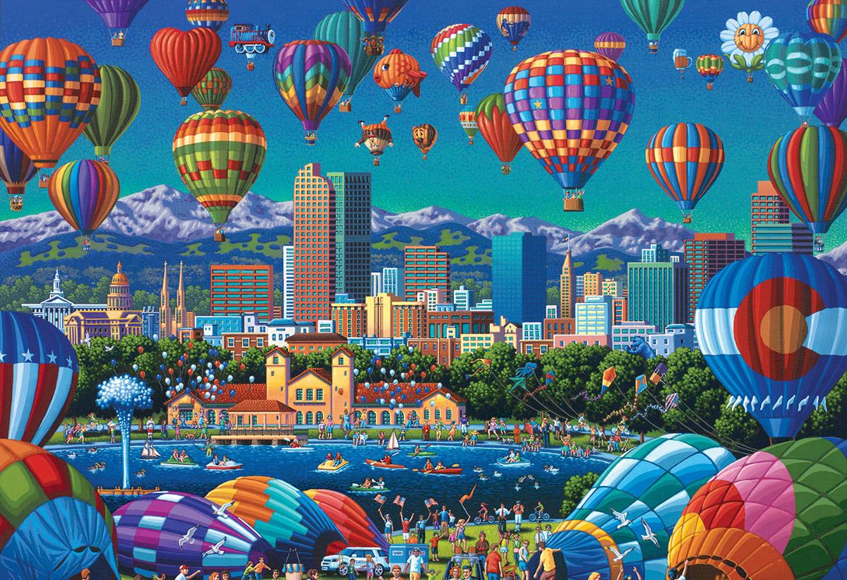 Balloon Puzzles