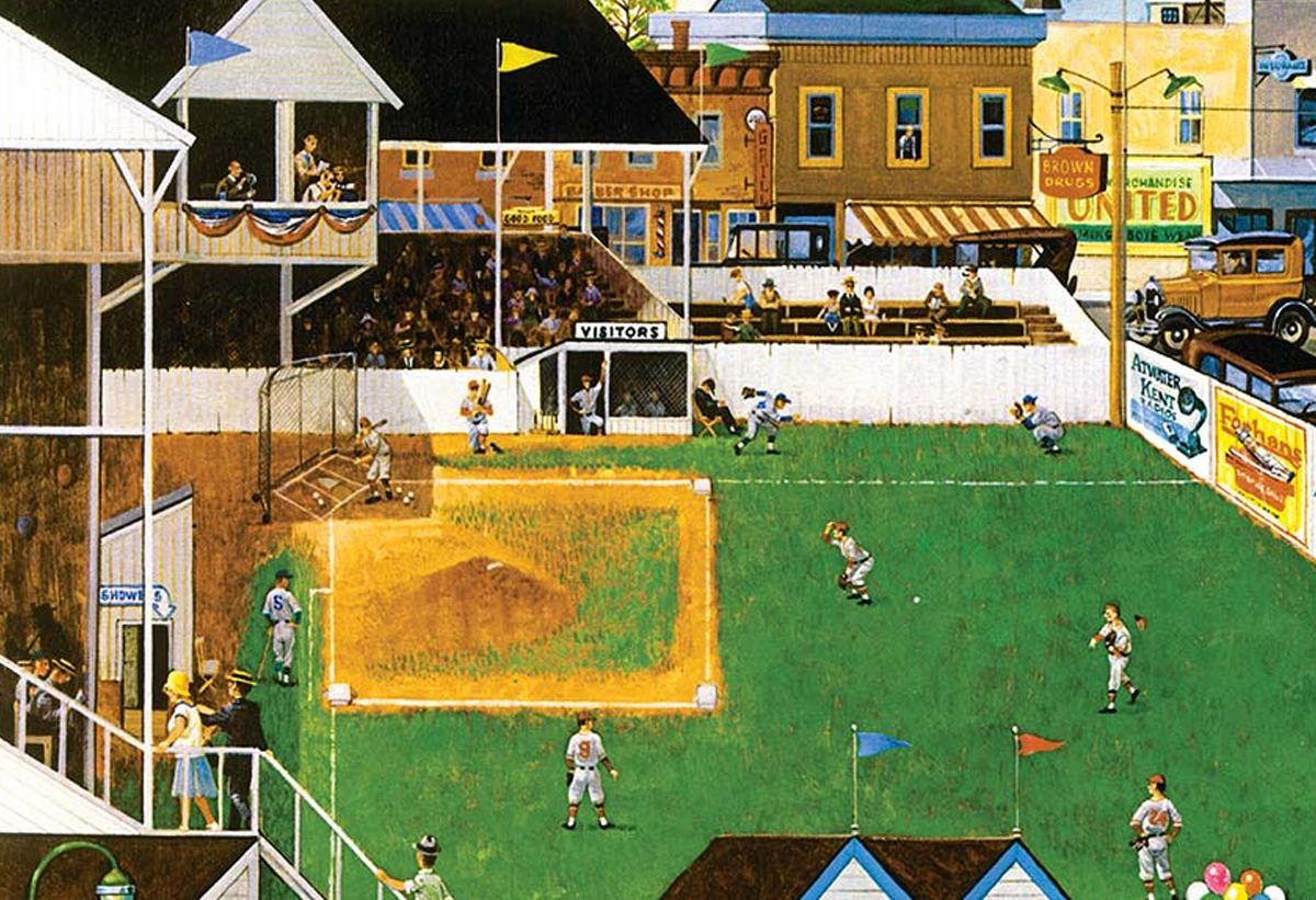 Baseball Jigsaw Puzzles
