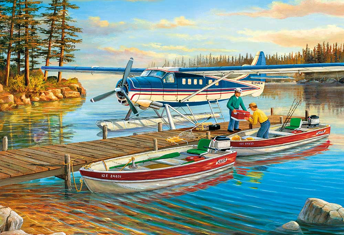 Vehicles And Transportation Jigsaw Puzzles