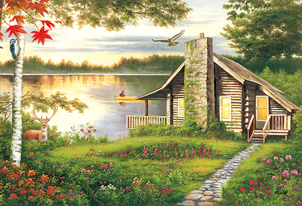 Cabin Jigsaw Puzzles