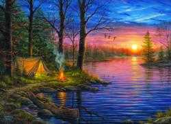 Camping & Outdoors Puzzles