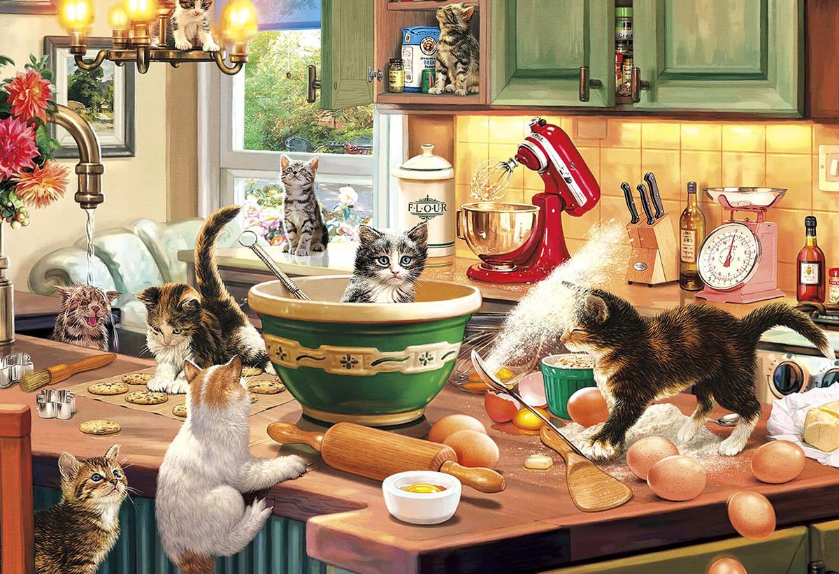 Cat Jigsaw Puzzles