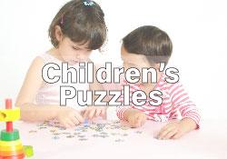 KID'S PUZZLES
