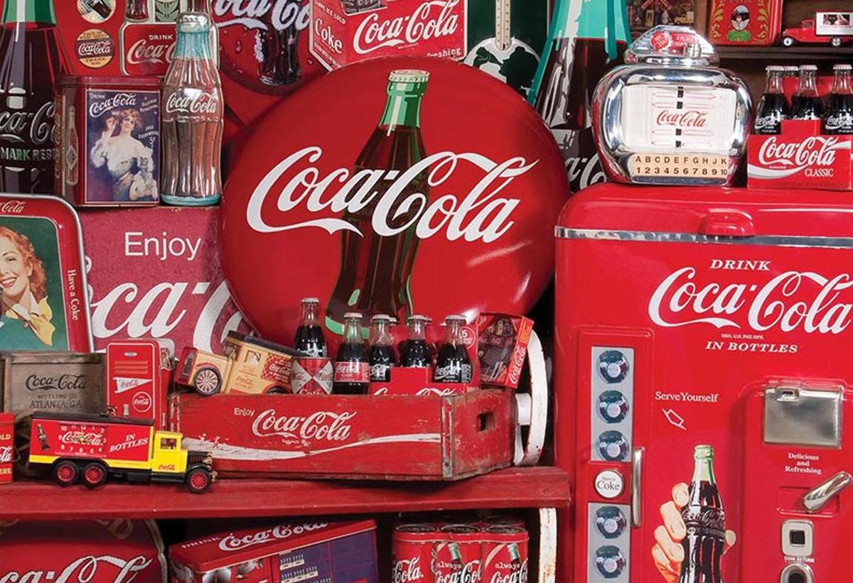 Coca Cola Puzzles