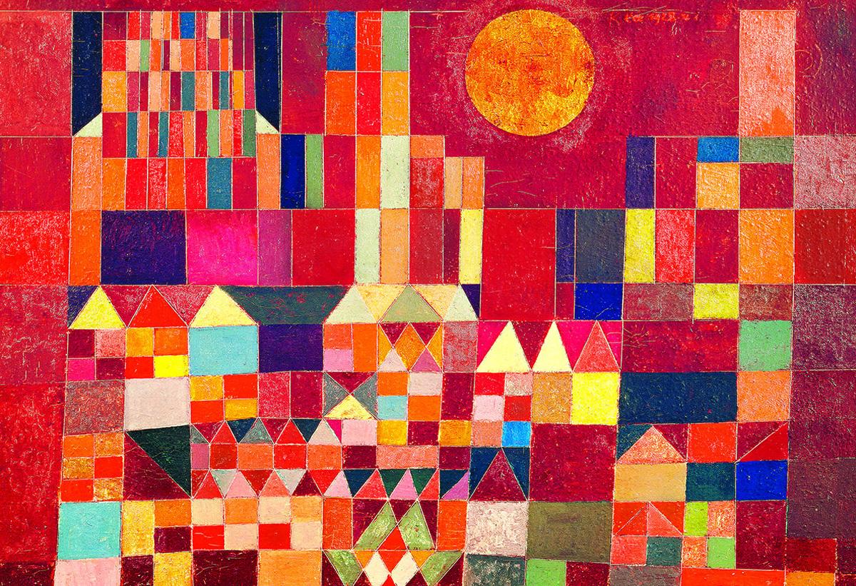 Contemporary Art Puzzles