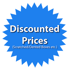 Scratch & Dent Discounts