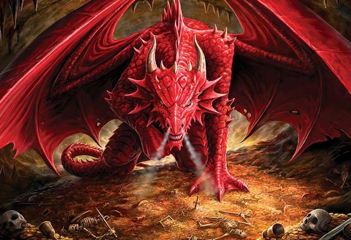 Dragon Jigsaw Puzzles