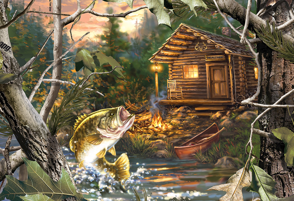 Fish Jigsaw Puzzles