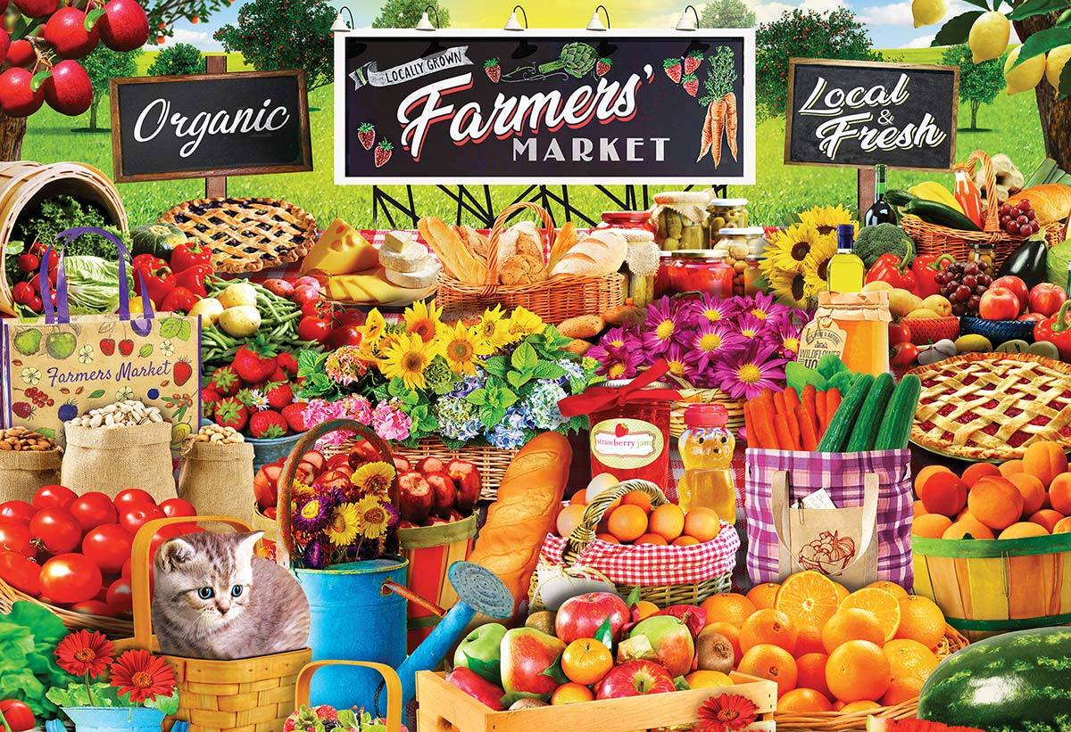 Food & Drink Puzzles