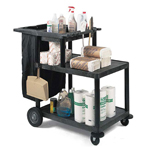 Janitorial and Maintenance Carts