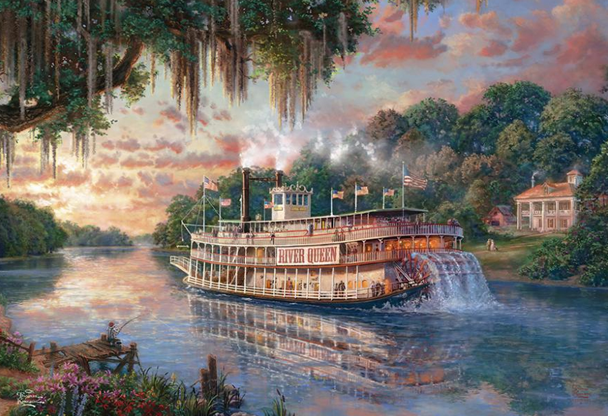 Lakes, Rivers, and Streams Jigsaw Puzzles