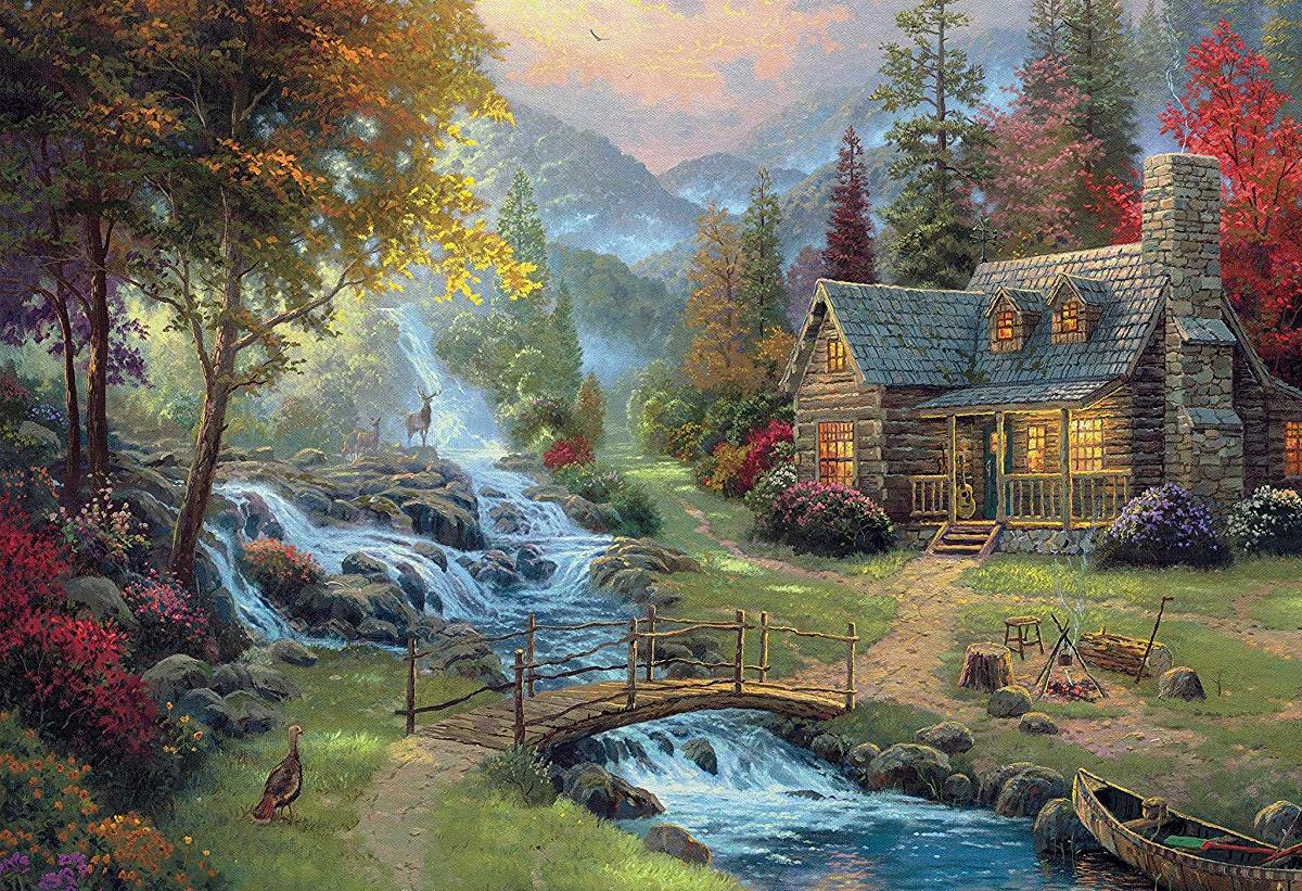 Landscape Puzzles