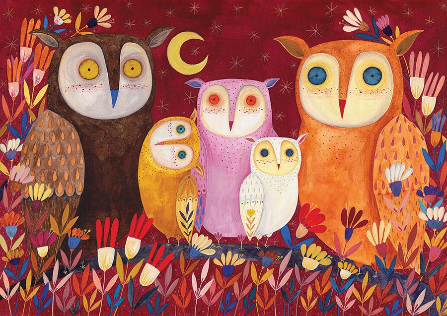Owl Jigsaw Puzzles