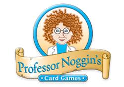 Professor Noggin's Card Games