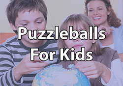 Puzzleballs for Kids