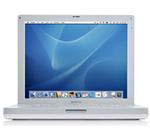 Apple iBook G4 (1.33 GHz 12-inch, 14-inch)