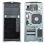 Compaq HP Workstation xw8400