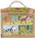 Green Start Wooden Puzzle - Animal Patterns Animals Jigsaw Puzzle