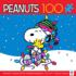 Holiday Snoopy Dogs Jigsaw Puzzle